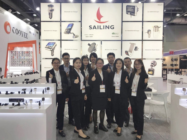 2018  HK Global Sources Consumer Electronics Show
